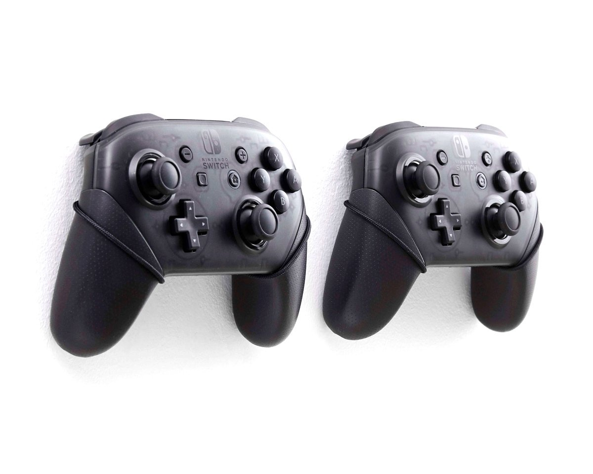 Buy Floating Grip Nintendo Switch Pro Controller Wall Mount At Us Maxgaming Com