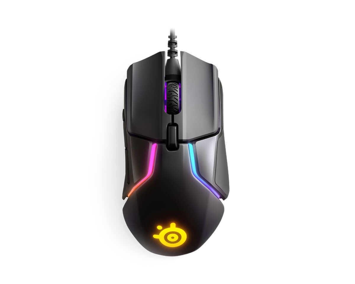 Rival 600 Gaming Mouse in the group PC Peripherals / Mice & Accessories / Gaming mice / Wired at MaxGaming (11921)