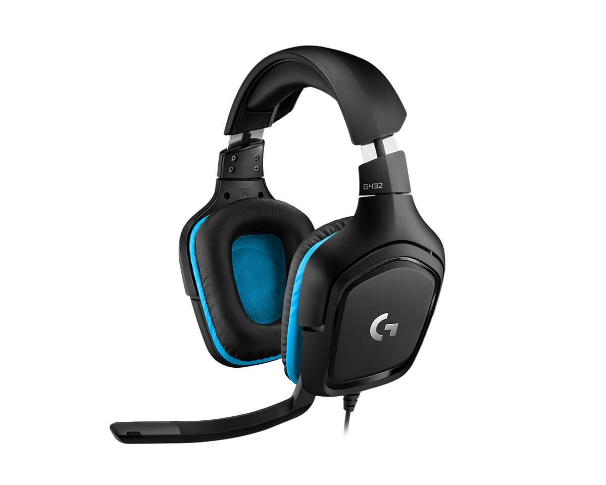 G432 Gaming Headset 7.2