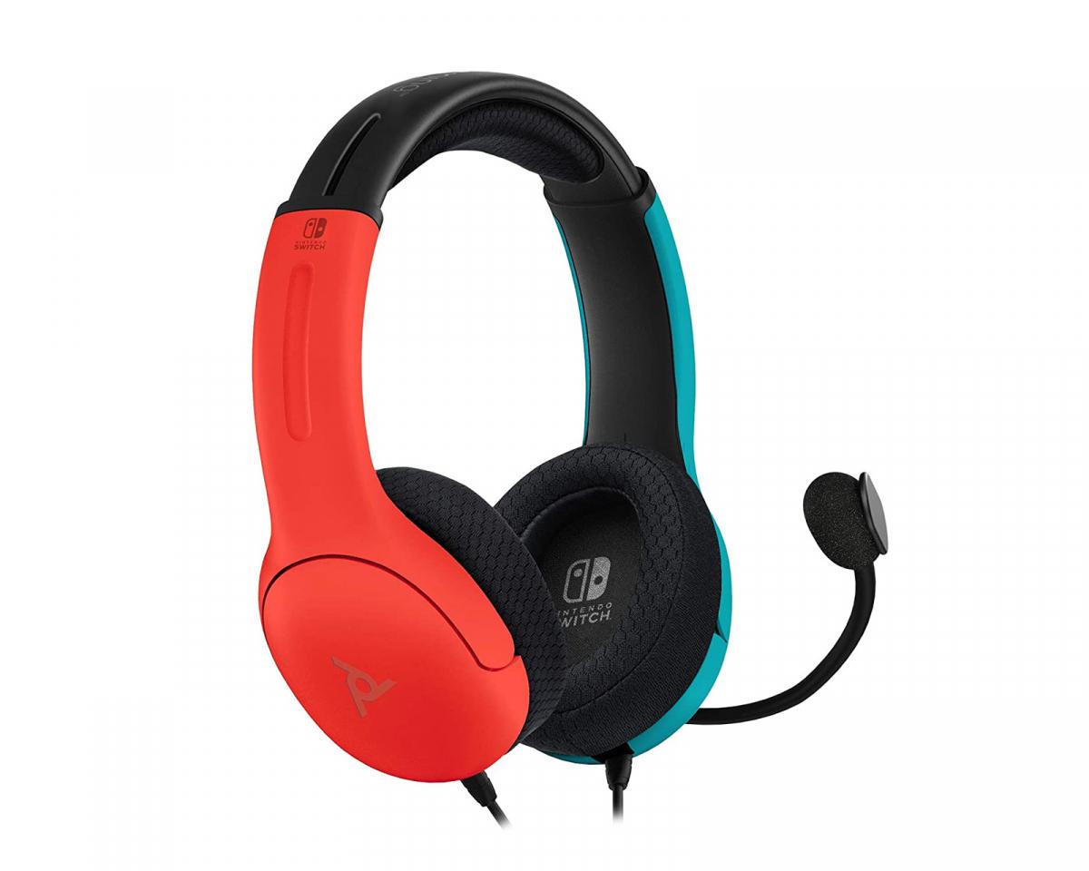Buy Pdp Gaming Lvl40 Stereo Headset Nintendo Switch At Us Maxgaming Com