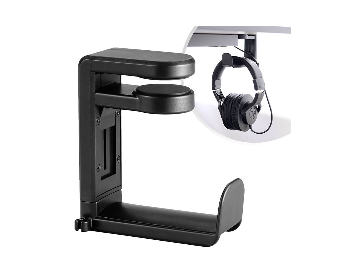 Holder for Headphones/Headset in the group PC Peripherals / Headsets & Audio / Headphone stands at MaxGaming (17300)