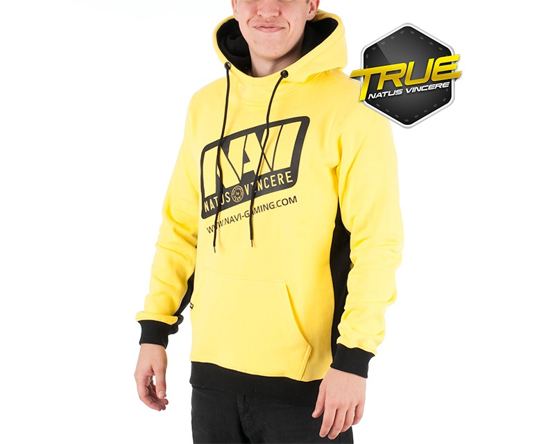 Player Hoodie (NAVI) in the group Clothing / Team store / Natus Vincere at MaxGaming (7104)