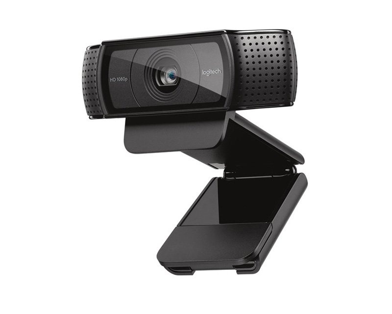 HD Pro Webcam C921 in the group PC Peripherals / Computer components / Webcam at MaxGaming (7797)