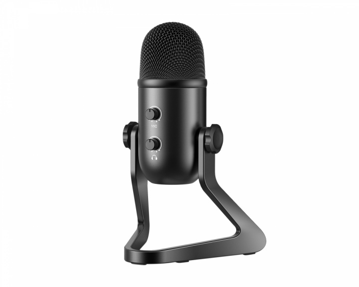 USB Microphone K678 in the group PC Peripherals / Headsets & Audio / Microphones at MaxGaming (100001)