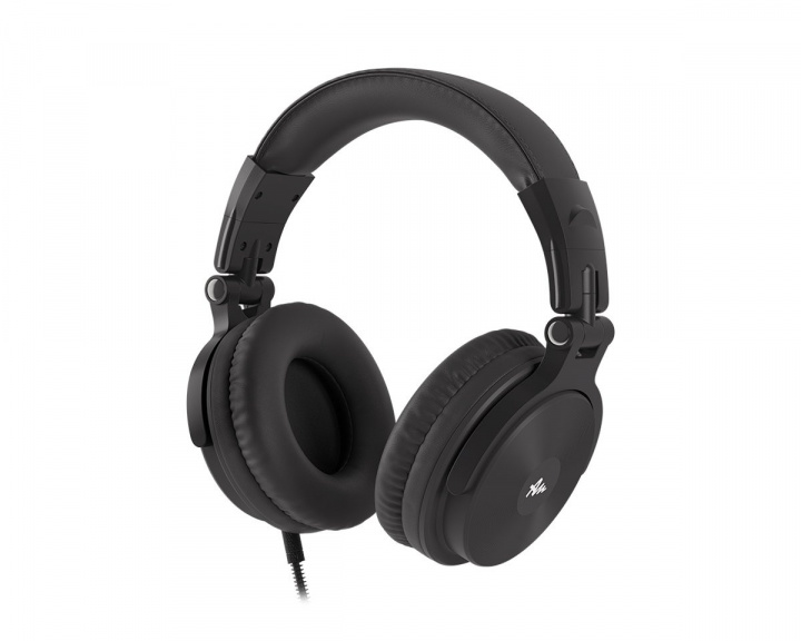 Voyager Headphones Black in the group PC Peripherals / Headsets & Audio / Gaming headphones / Wired at MaxGaming (15820)