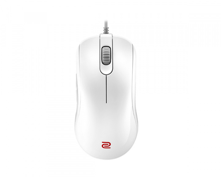 FK2-B Gaming Mouse - White in the group PC Peripherals / Mice & Accessories / Gaming mice / Wired at MaxGaming (18383)
