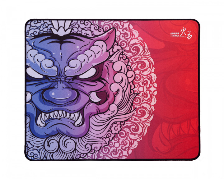 LongTeng Fire Cloud Mousepad in the group PC Peripherals / Mousepads at MaxGaming (43)